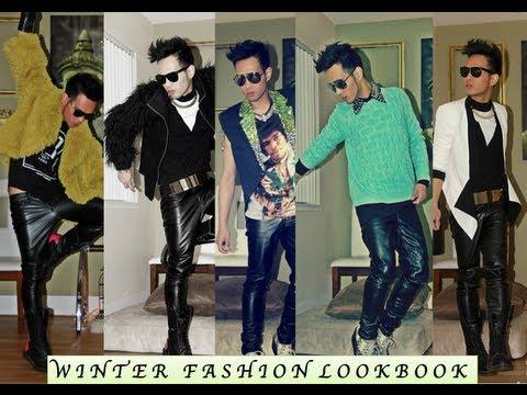 Winter Fashion Lookbook 2012/2013