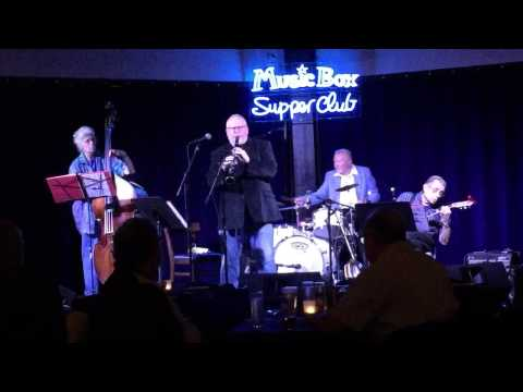 Eric Seddon's Hot Club at the Music Box Supper Club