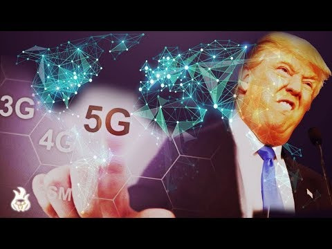 TRUMP ADMINISTRATION SAYS IT'S ALL IN ON 5G. WANTS IT DEPLOYED AS FAST AS POSSIBLE