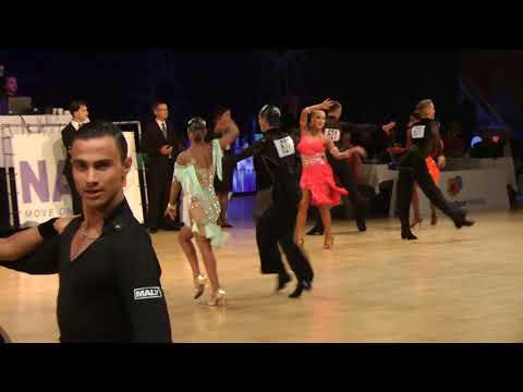 WDSF Vermeercup 2018 Almere Intern.Open Latin Final&Intros