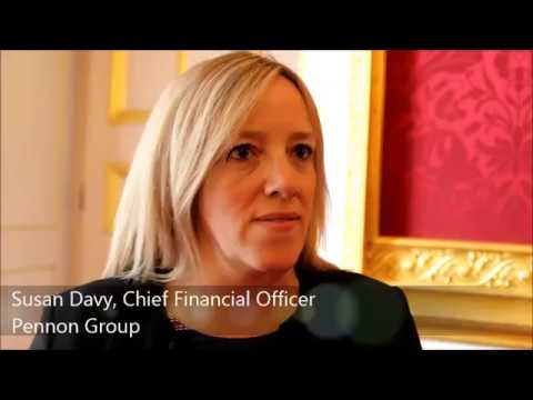 Susan Davy, CFO Pennon Group and the impact of sustainability on business relationships