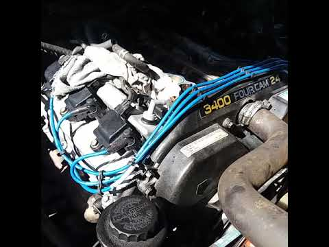 Toyota Tacoma 3 4 Surging Problems cause: vacuum leak - YouTube