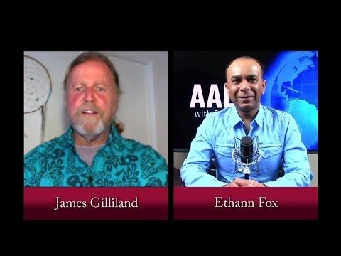 AAE tv | Solar Energies | The Origins Of The Human Race | James Gilliland | 3.12.16