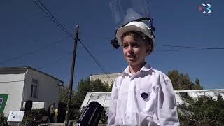 «Севастопольэнерго» продолжает проводить уроки по электробезопасности для школьников