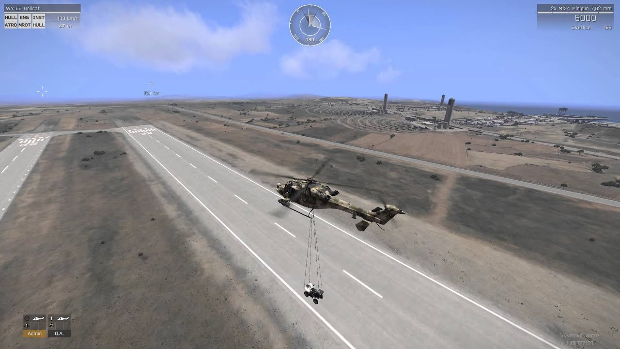 ArmA 3 New Sling Load Feature Helicopter View YouTube 752558ab88