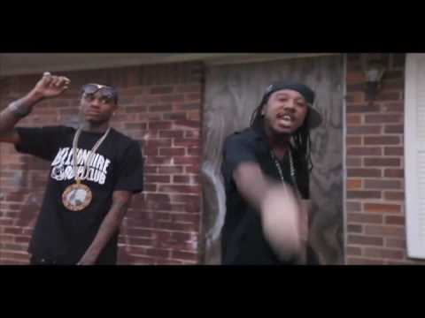 Soulja Boy & Frenchie (Brick Squad/S.O.D.) - Gangsta Muzik [Music Video]