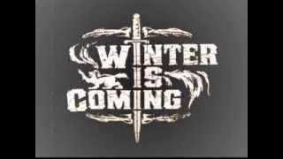 Game of Thrones song - Winter is Coming - Pell Man frum Hell
