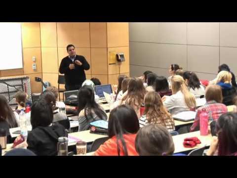 Nick Bellissimo 2014 Deans Teaching Award Recipient Youtube