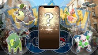 ¡CONSIGO mi PRIMER REGIONAL SHINY en Pokémon GO! ABRIENDO HUEVOS de 7 Km! [Keibron]