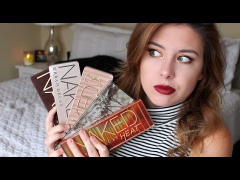 How To Pick An Urban Decay Naked Palette! // Which Palette Is Perfect For YOU?!
