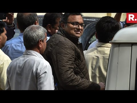 Enforcement Directorate Moves To Supreme Court Against Karti Chidambaram