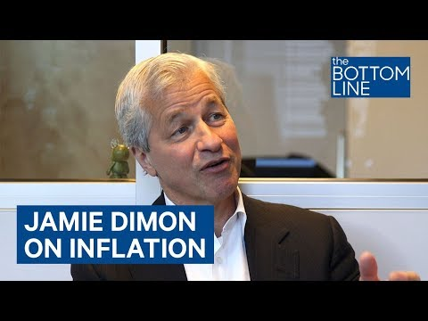 Jamie Dimon Isn't Losing Sleep Over The Stock Market's Biggest Fear