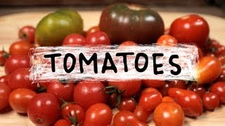 Tomatoes - Superfoods, Episode 4(Tomatoes are the most popular fruit in the world. Americans eat about 23 pounds of tomatoes annually, and more than half of that in the form of ketchup or ..., 2012-09-06T13:15:31.000Z)