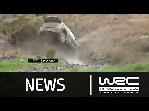 WRC News - Wales Rally GB 2015: Stages 7-10