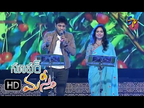 Pacchabottesina Song | Karthik, Sunitha Performance | Super Masti | Bhimavaram | 19th March 2017