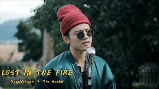 The Weeknd Gesaffelstein Lost in the Fire Ak Benjamin Cover.mp3