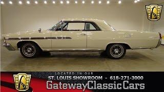 1963 Pontiac Bonneville - Gateway Classic Cars St. Louis - #6397