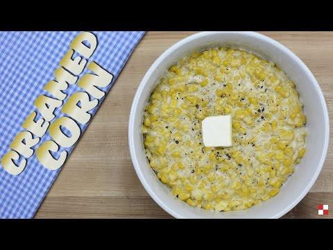 Creamed Corn – Recipe Rack