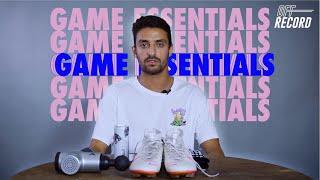 اساسيات طاهر محمد طاهر قبل اي مبارة  | Taher Mohamed's Game Essentials