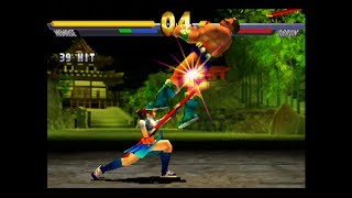 Street Fighter EX2 PLUS Combo without EXCEL Vol.5