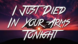 I Just Died In Your Arms Tonight - Cutting Crew (Lyrics) [HD] Mp3