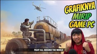 GAME FPS ANDROID GRAFIK MIRIP GAME PC   COVER FIRE GAMEPLAY