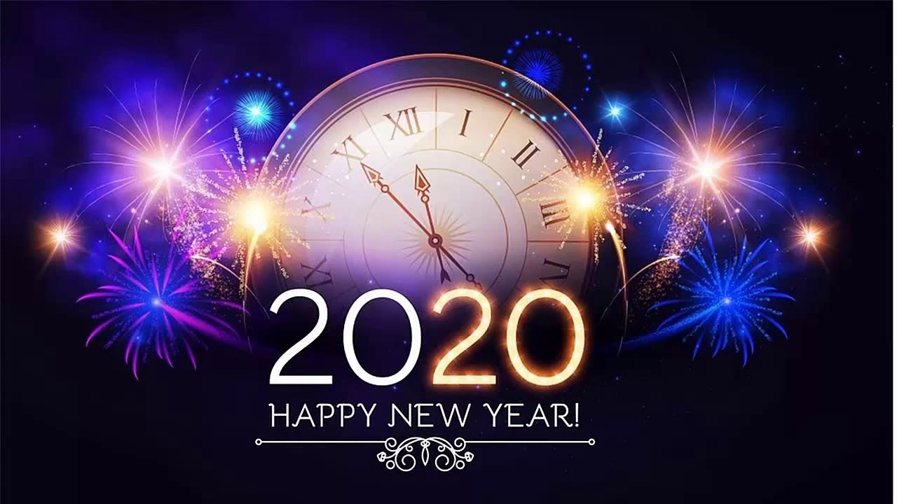 NEW Year COUNTDOWN 2020 I  LIVE COUNTER