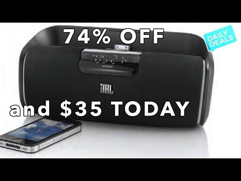 $35 iPhone / iPad JBL Docks, Free Shipping Day 2014