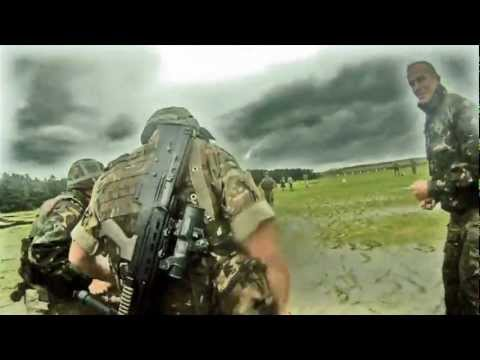 GoPro HD Royal Marines Shooting Competition 2012 R.M.S.A.A.M