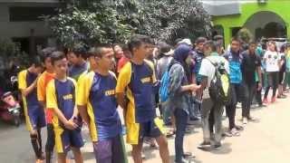 SMK Pasundan 1 Kota Bandung turnamen futsal antar SMP