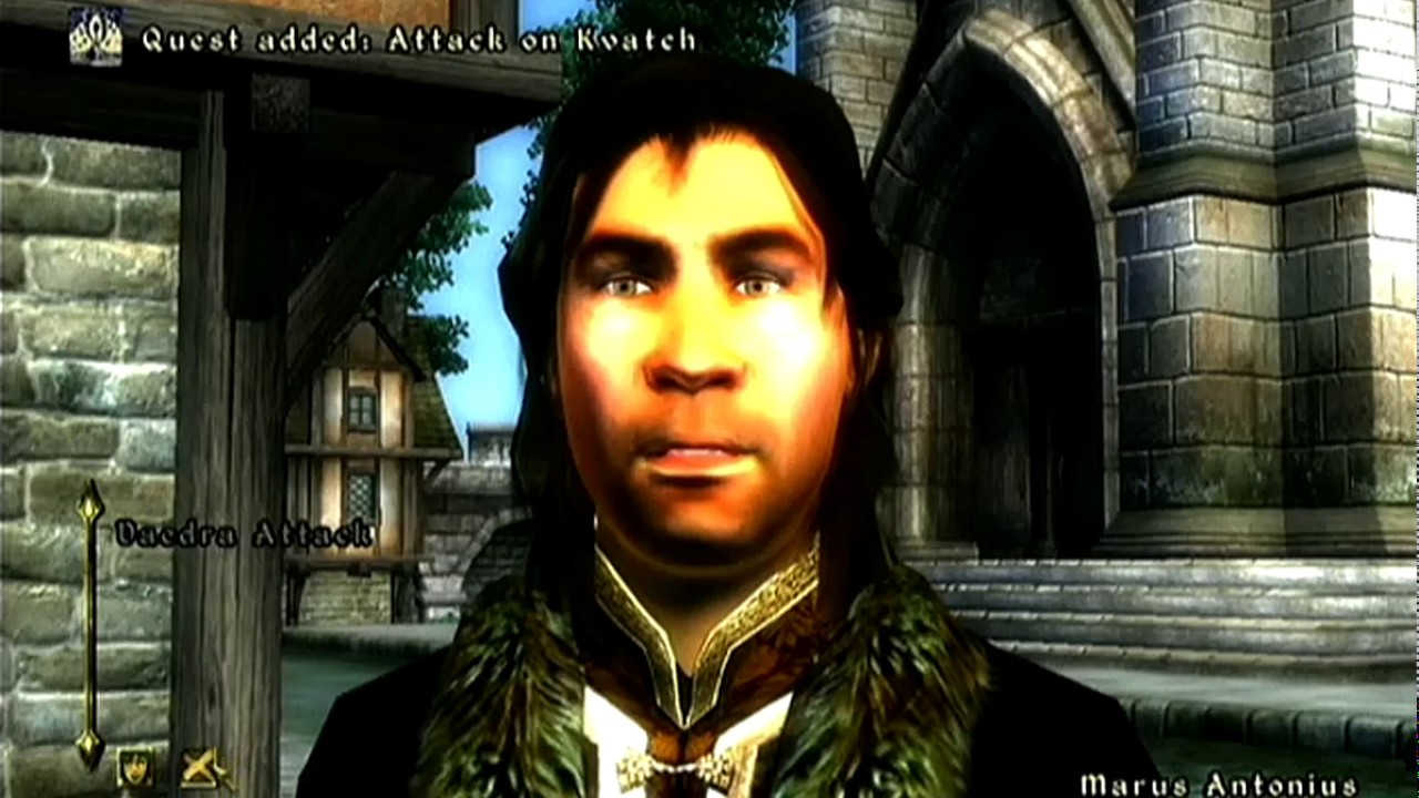 The Elder Scrolls IV: Oblivion - E3 2005 Demo