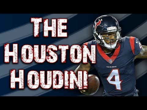The Film Room Ep. 48: Deshaun Watson - The Houston Houdini