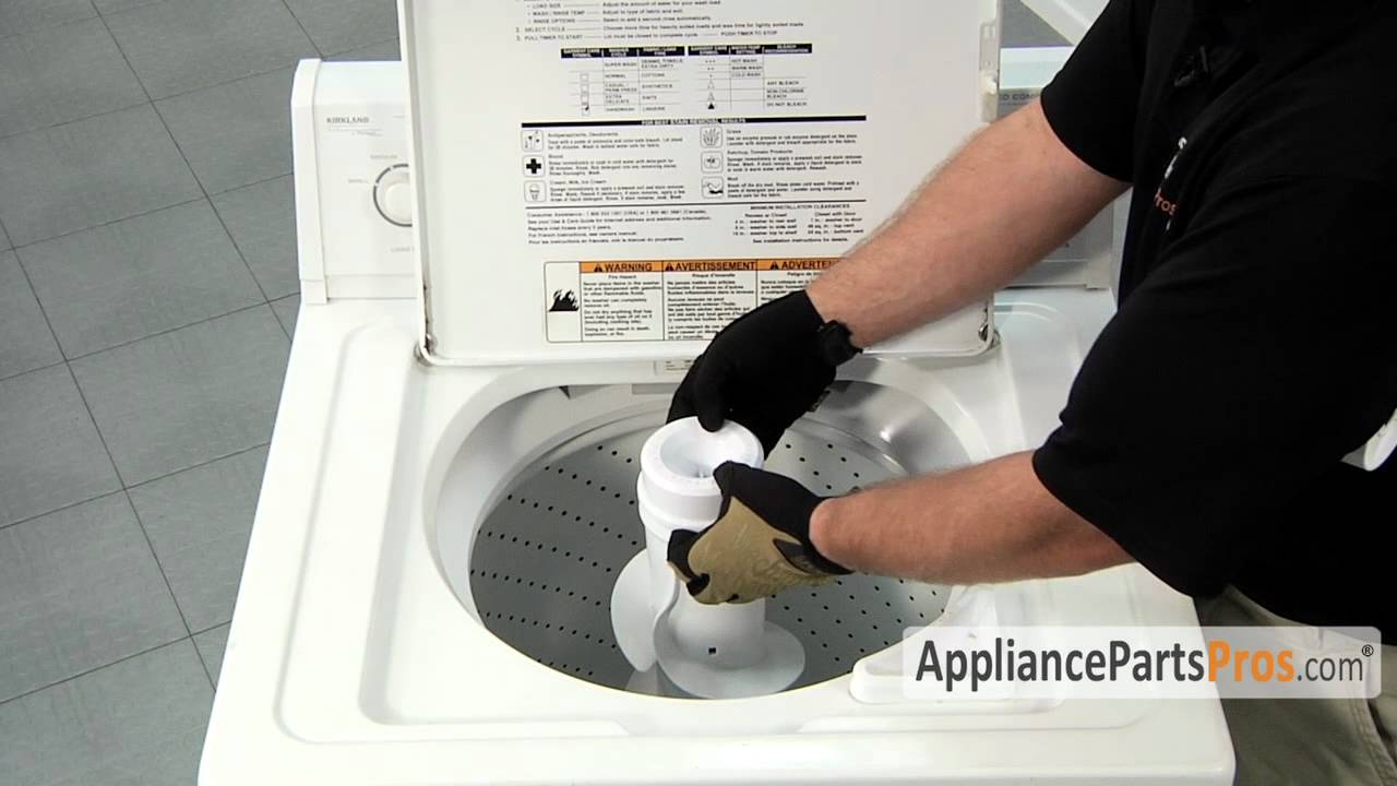 Washer Fabric Softener Dispenser Part 63580 How To Replace