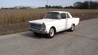 1965 Ford Custan Sedan