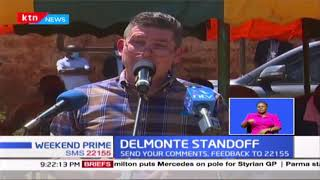 Delmonte standoff: Kihimwiri residents confront US envoy, unhappy with Delmonte company