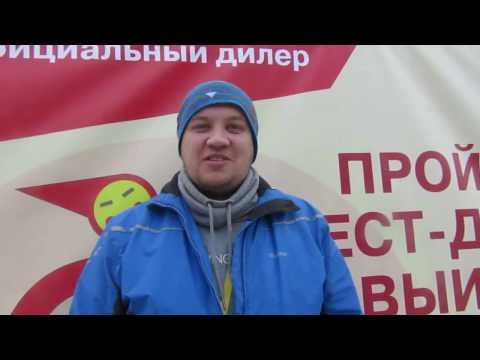 Отзыв о тест-драйве нового CHERY Tiggo 3 из Санкт-Петербурга! №01