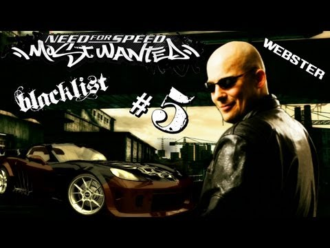 NFS Most Wanted [XB360] - Stage 11 - Webster (BL #5)