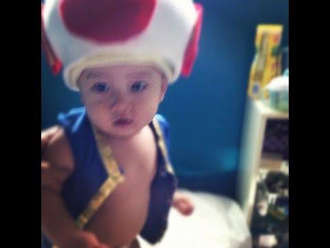 Diy toad mario costume youtube diy toad mario costume solutioingenieria Choice Image