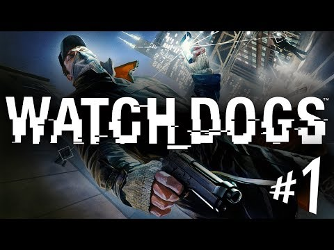 Watch Dogs - Parte 1: Aiden Pearce Hackeia Até a Mãe [ Playstation 4 - Dublado em PT-BR ]