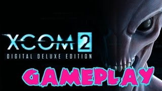 xCOM 2 Digital Deluxe Edition Gameplay PC 1080p