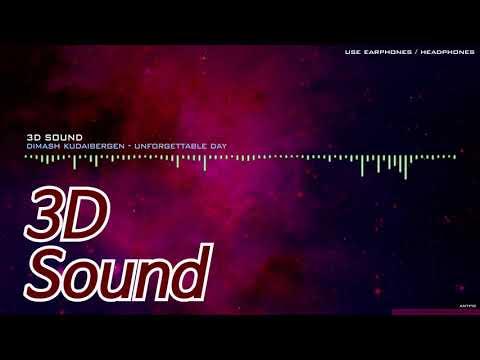 [3D Sound L/R] DIMASH KUDAIBERGEN - Unforgettable Day 🎧