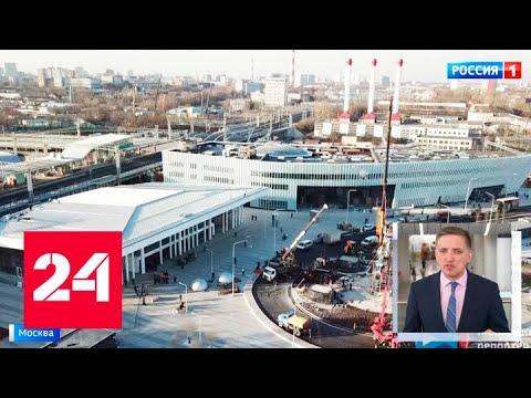 Некрасовская ветка метро стала вдвое длиннее: открылись четыре новых станции - Россия 24