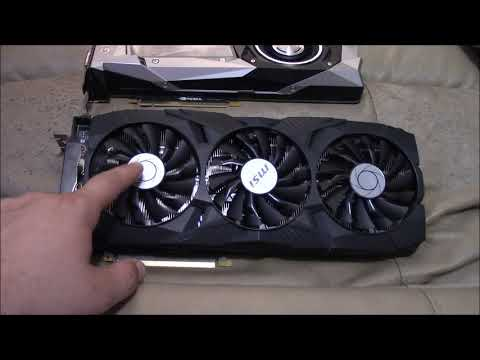 MSI Duke 1080TI Mining Spotlight
