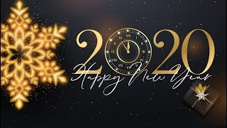 2020 New Year 1 Minute Countdown Happy New Year 2020 Whatsapp Status New Year Whatsapp Status