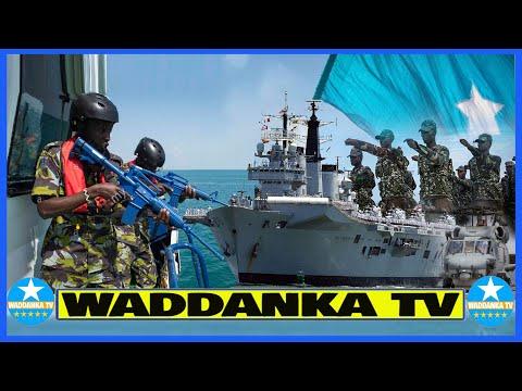 DEG DEG Kenya Oo Dagaal Ka Bilowday Baddi La Isku Heestay, Somalia Oo Heleysa Sawaariiqda Difaaca Ba