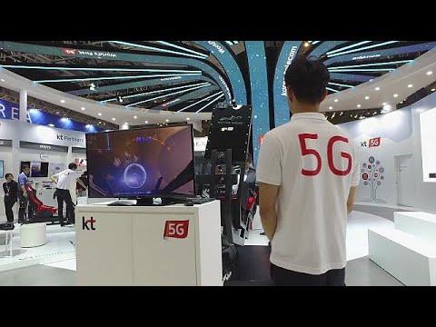 5G et villes intelligentes au sommet Telecom World de l'UIT à Busan