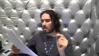 The Truth About Cameron, Immigration & Our Media: Russell Brand The Trews (E172)