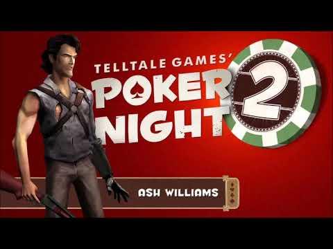 Poker Night 2 Dialogue: Ash Conversations