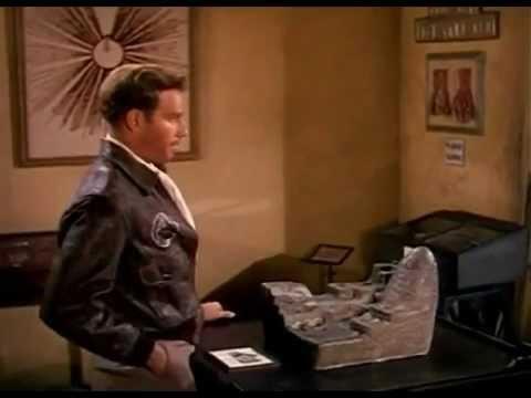 """""""Secret of the Incas"""" (1954) clip"""