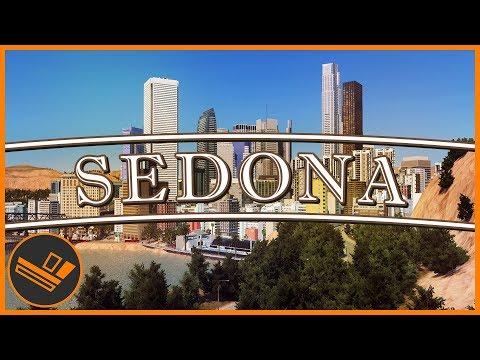 Sedona - Part 62 | HIGH DENSITY RESIDENTIAL (Cities: Skylines)